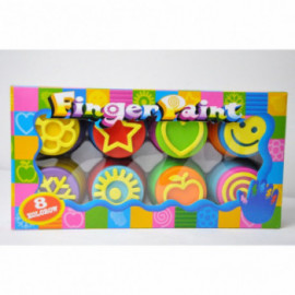 Farby do malowania palcami