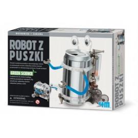 Zrób To Sam - Robot z Puszki