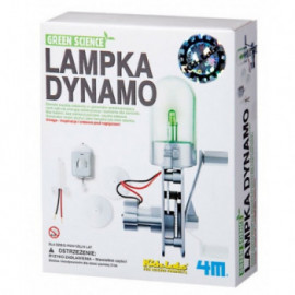 Green Science Lampka Dynamo