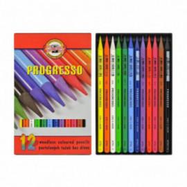 Kredki ołówkowe 12 kolorów...