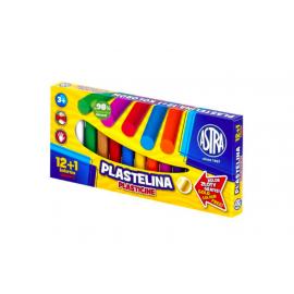 Plastelina ASTRA 13 kolorów...