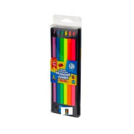 Kredki ołówkowe ASTRA Jumbo...