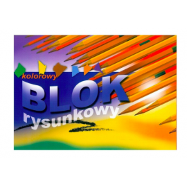 Blok rysunkowy A3 16k...